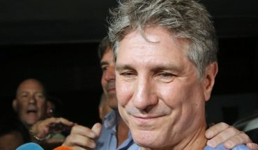 """Following the Court's ruling, they call for a """"solidarity hug"""" in support of Boudou"""
