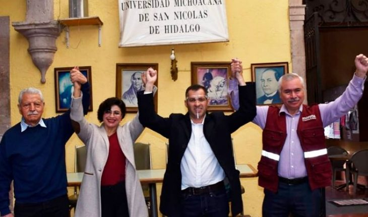 Front for good of all summons morena militants to unity