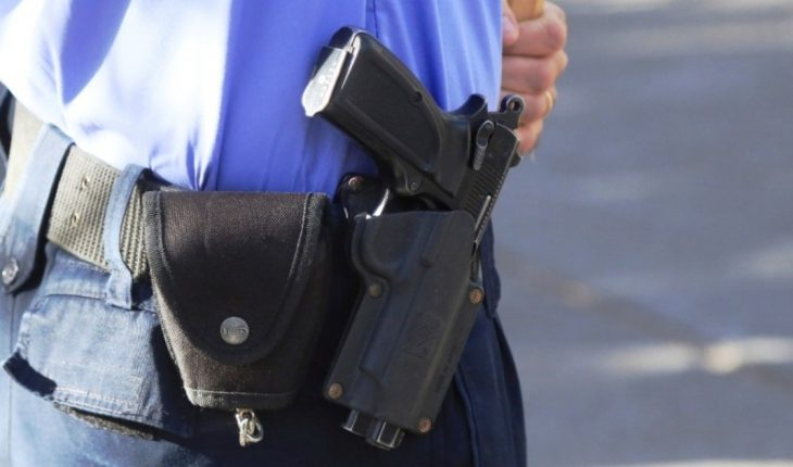 Gender Violence: Cops with complaints won't be able to carry weapons