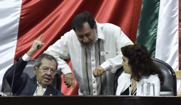 Green Boy', Noroña, Padierna and 80% of federal deputies want to be re-elected