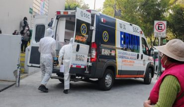 Health adds up to 396 deaths; hospitalization in Guanajuato, reaches 71%