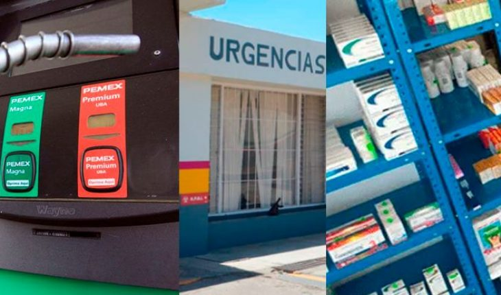Hospitals, gas stations and pharmacies can open after 19:00 in Morelia