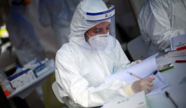 ICovid report: Report increased coronavirus hospitalizations