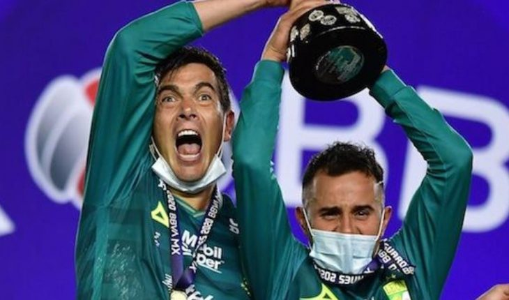 Ignacio González retires from the courts as champion and captain of Club León