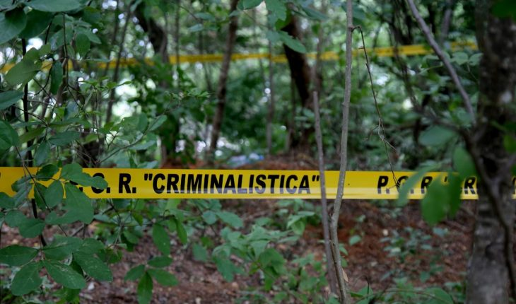 In two weeks they find 14 clandestine pits in Acámbaro, Guanajuato
