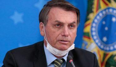 Jair Bolsonaro criticized Argentina's recent decriminalization of abortion