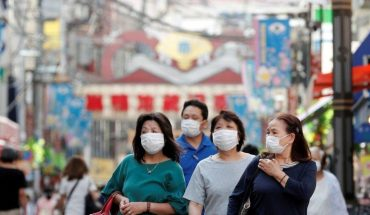 Japan today reached record daily covid-19 cases since the start of the pandemic