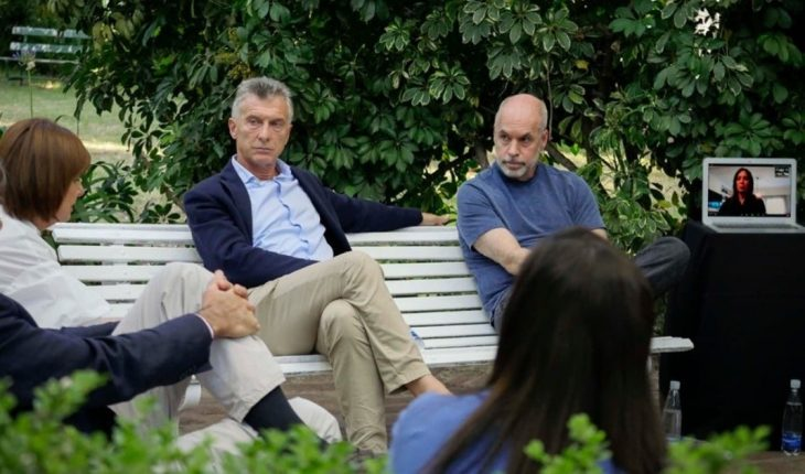 """Larreta: """"The unit is not at risk but you have to take care of it"""""""