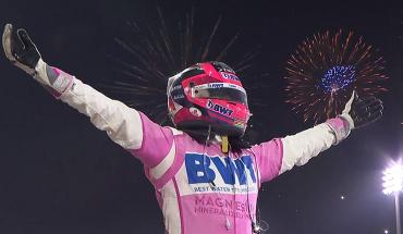 Mexicans celebrated Pérez's historic Formula One triumph