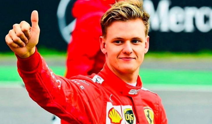Mick Schumacher follows in his father's footsteps and will make the leap to Formula One