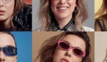 Millie Bobby Brown Collection Vogue Eyewear Participates
