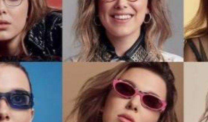 Millie Bobby Brown Collection Vogue Eyewear Participates
