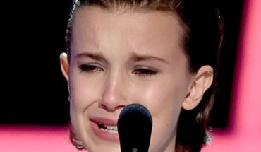 Millie Bobby Brown cries as she recounts encounter with fan