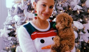 Millie Bobby Brown opens her heart at Christmas