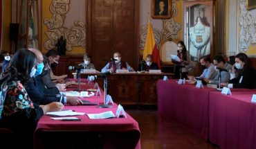 Morelia City Council announced an amendment to the 2020 Annual Investment Program was approved