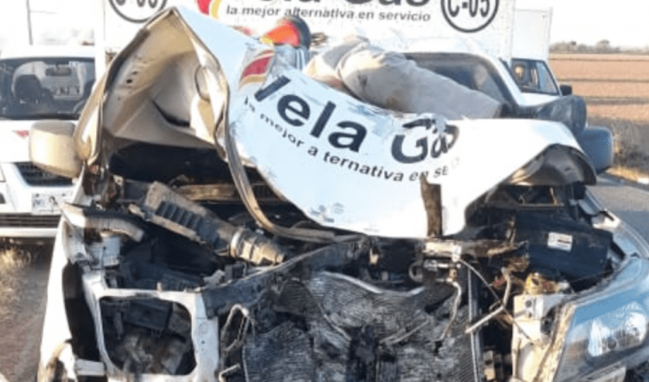 On Highway 19, Guasave, a man died in a crash