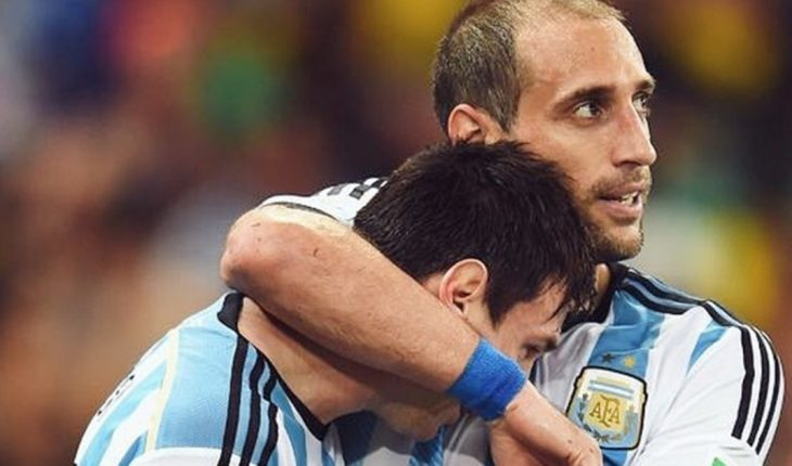 """Pablo Zabaleta: """"The best place for Messi is Manchester City"""""""