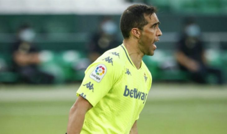 Pellegrini reported that Claudio Bravo will be relegated to Granada for ailment