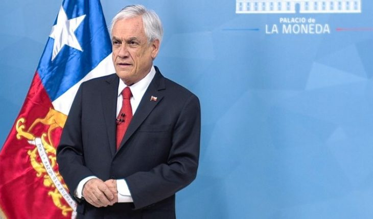 """Piñera: """"I have faith and confidence that, with adjustments, the Chilean model is not going to be thrown overboard"""""""