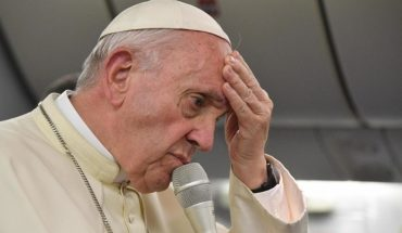 """Pope said he finds out about Argentina's things and that """"some of them worry him"""""""