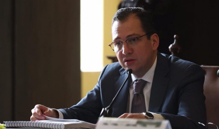 President of TEPJF appears before FGR for illicit enrichment