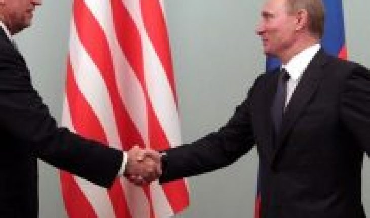 Putin finally congratulates Biden on his victory in the U.S. election and calls him to cooperate