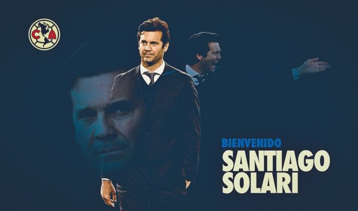 Santiago Solari is Mexico's new Americas coach