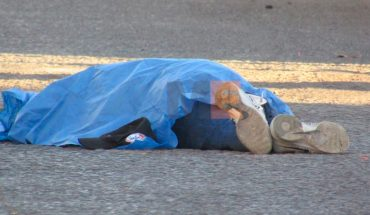 Senior man dies when he is run over by passenger truck in Zamora, Michoacán