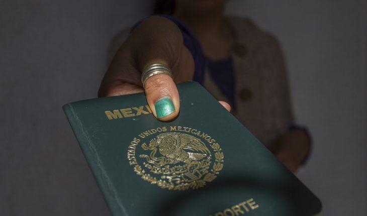 Suspend CDMX passport issuance until further notice