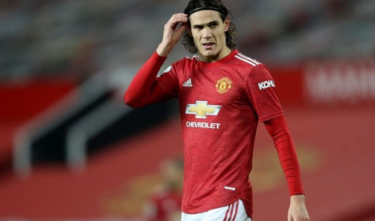 The FA suspended Cavani for three parties for an alleged racist post