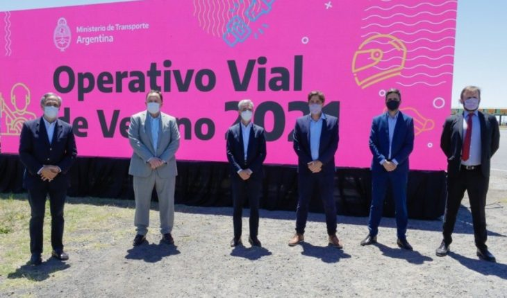 The Ministry of Transport presented the Summer 2021 Road Operation