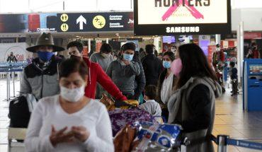 "They announce ""massive"" search in Chile for contagious British strain"