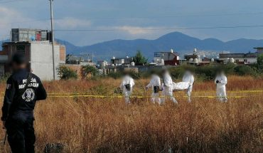 They locate man executed near Arko San Antonio, Morelia