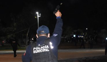 They prosecute cops who shot at the march of #JusticiaParaAlexis in Q Roo