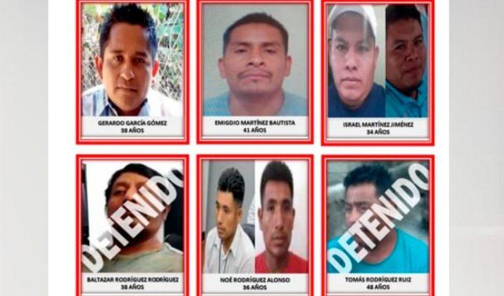 Buscan a peligrosos sujetos involucrados en homicidio en Oaxaca