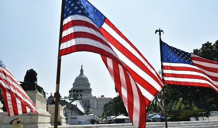 U.S. Congress approved new financial aid package for pandemic effects