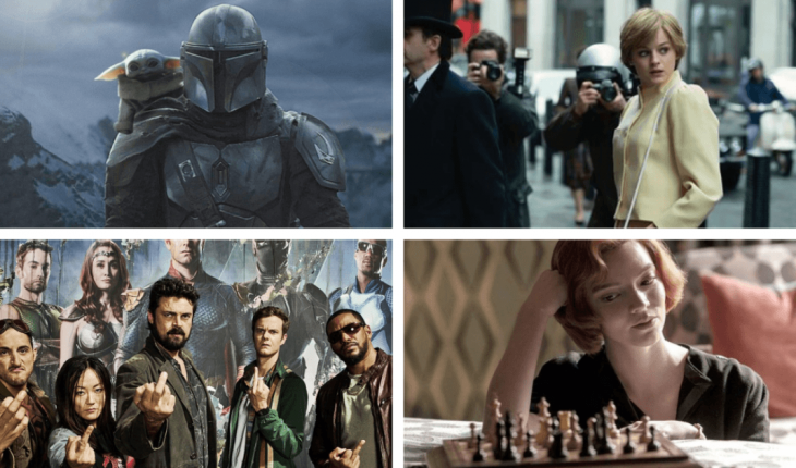 What are the 5 must-see series left by 2020
