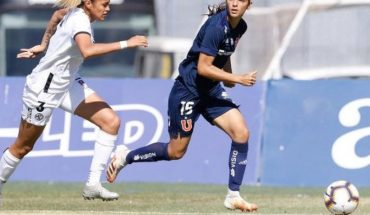 Women's Championship: The 'U' defeats Colo Colo and is more of a leader than ever