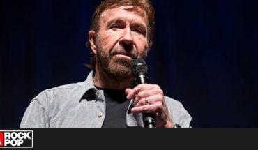 ¿Chuck Norris en el capitolio? Actor aclara las comparaciones con protestante — Rock&Pop