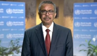 A un año de la pandemia, un mensaje de año nuevo del Director General de la OMS