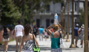 Alerta amarilla: el Servicio Meteorológico advierte por ola de calor en el país