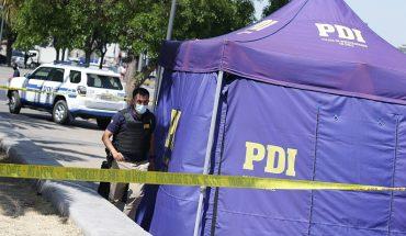 Asesinan con arma blanca a un hombre en pleno de Santiago Centro