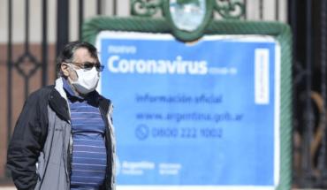 CABA registró una suba de casos de coronavirus el último día del 2020