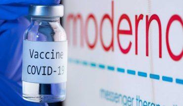 California suspende la vacunación de Moderna por reacciones alérgicas