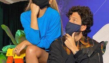 Danna Paola aclara su verdadera relación con Sebastián Yatra