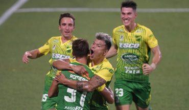 Defensa y Justicia eliminó a Coquimbo y jugará la final de la Sudamericana