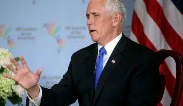 EE.UU.: Mike Pence rechazó invocar la 25ª enmienda contra Trump