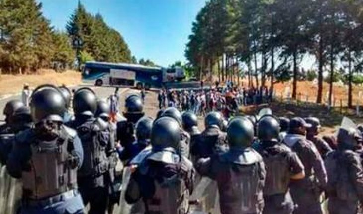 Gobierno dice que aceptará recomendaciones de CNDH en caso Arantepacua
