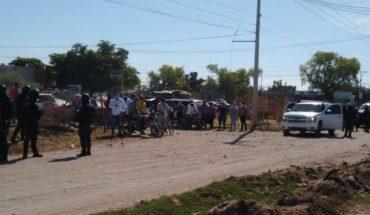 Intentan desalojar a invasores en Ampliación Mar de Cortés en Los Mochis