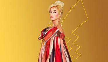 Katy Perry formará parte de los festejos por el 25 aniversario de Pokémon